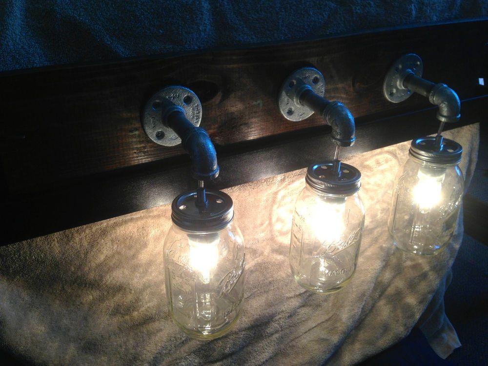 Bathroom Lights Rustic 41 best i love it images on pinterest | vintage light fixtures