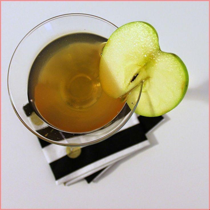 Apfel Butterscotch Brandy Portionen | 1 1 Esslöffel Apple Cider Simple Syrup - ... -