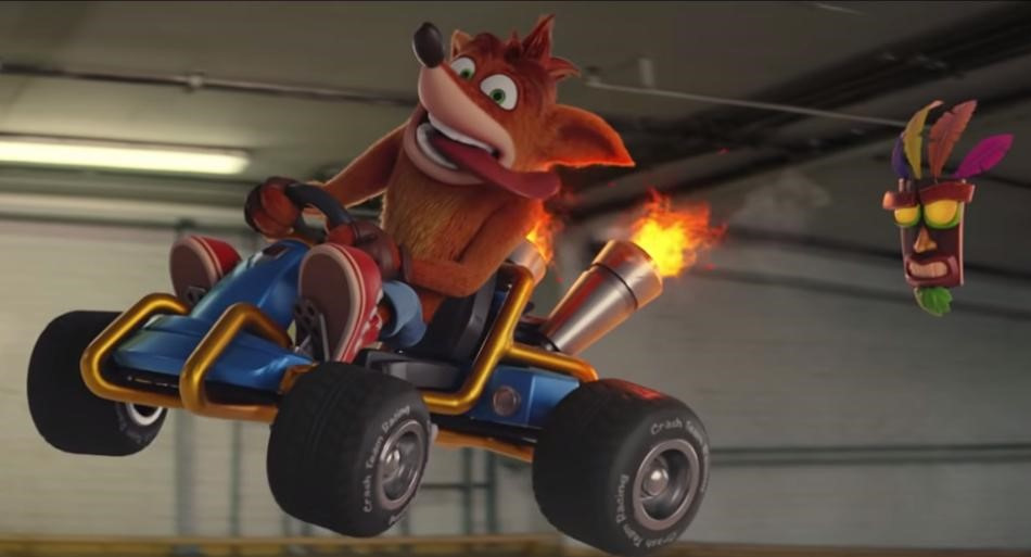 A New Crash Bandicoot Games Is Reportedly In Development