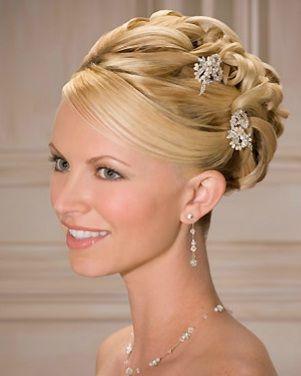 peinados recogidos de novia 4