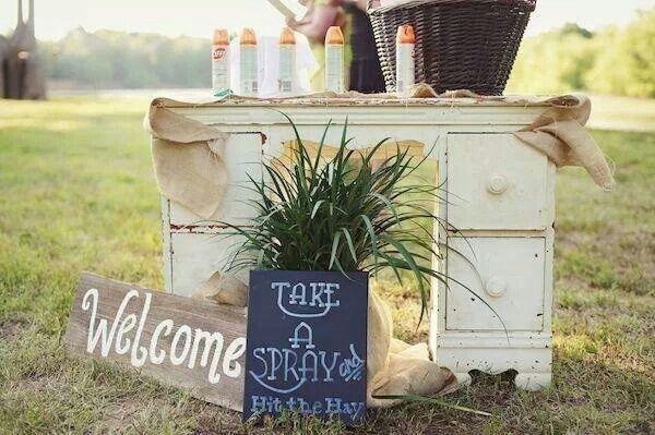 Wedding bug spray wedding pinterest weddings and wedding wedding bug spray junglespirit Choice Image