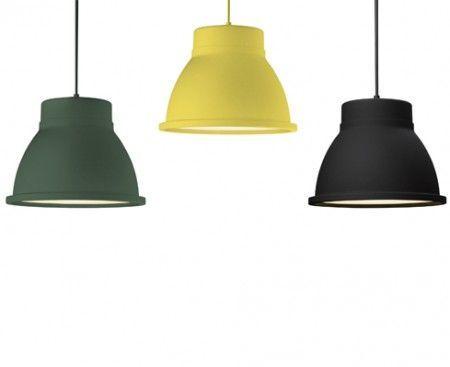 Lampade Muuto: luci a sospensione Studio da Thomas Bernstrand | Lights