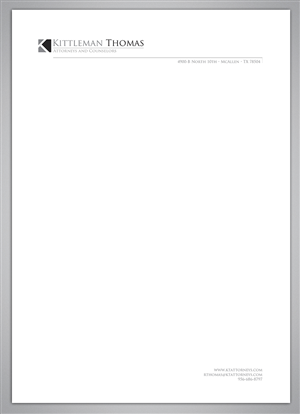 best law firm letterhead design google search