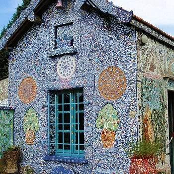 Maison Picassiette à Chartres La Maison Picassiette est lu0027œuvre de