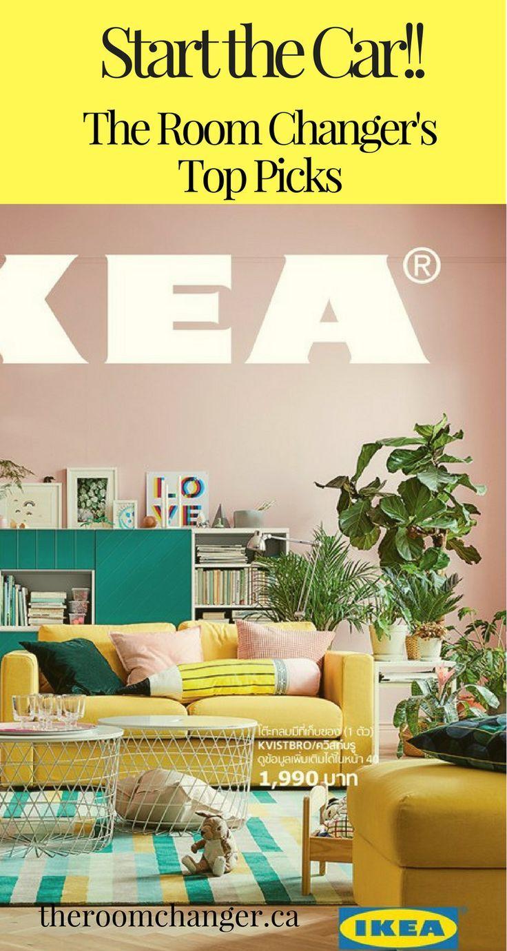 My Top Picks Ikea! Ikea 2018 theroomchanger.ca   Female Bloggers ...