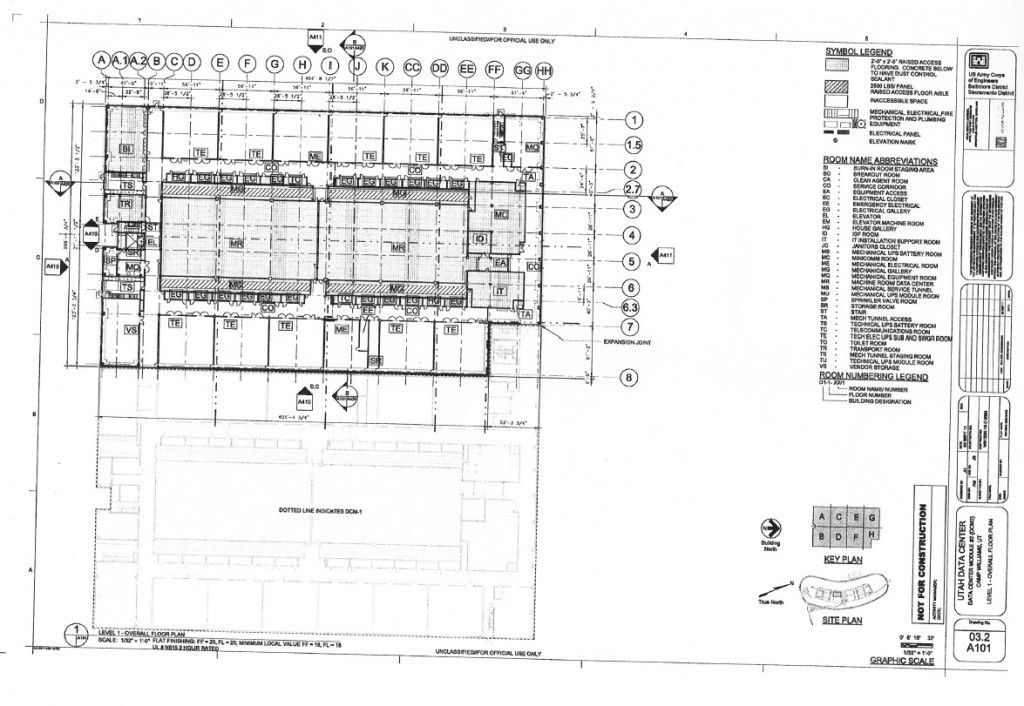 Blueprints of nsas ridiculously expensive data center in utah blueprints of nsas ridiculously expensive data center in utah suggest it holds less info than thought malvernweather Choice Image