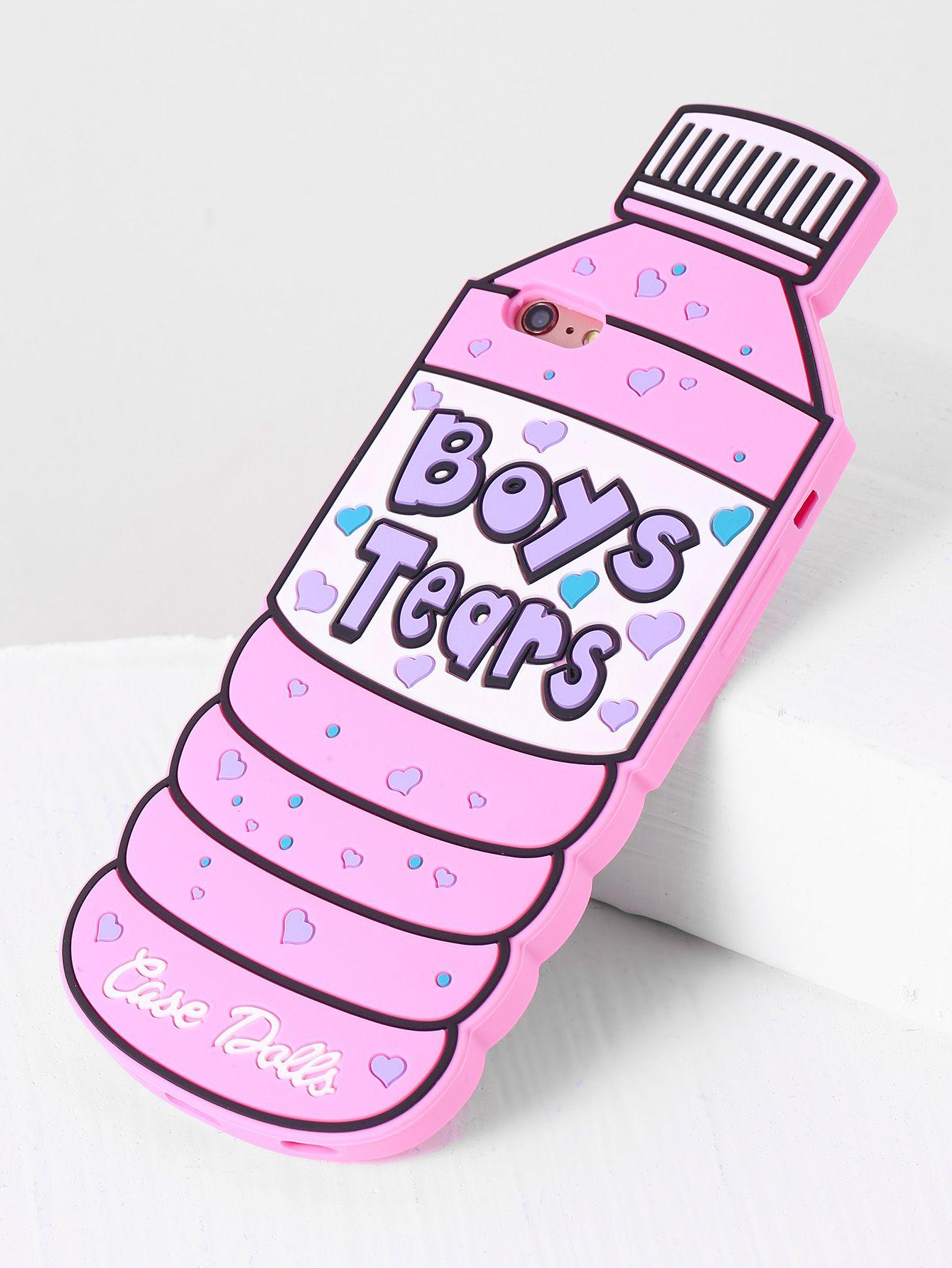 75207314c6 Pink Bottle Shape iPhone 6plus/6s Plus Case -SheIn(Sheinside) | Make ...