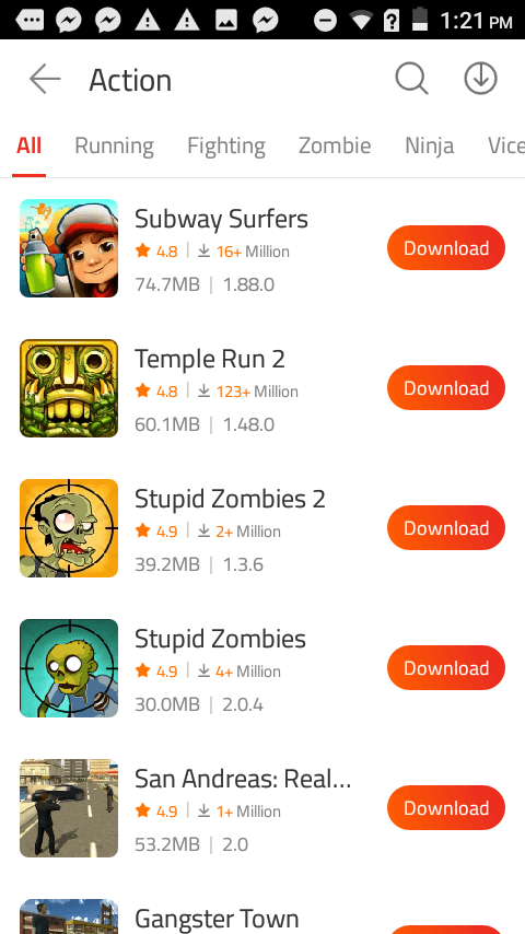 9apps Download 9apps Free Fast Install For Android 2020 Free Music Download App Free Music Download Subway Surfers