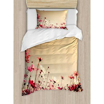 East Urban Home Spring Summer Season Inspired Garden Flowers Poppies Photo Image Duvet Cover Set | Wayfair#cover #duvet #east #flowers #garden #home #image #inspired #photo #poppies #season #set #spring #summer #urban #wayfair