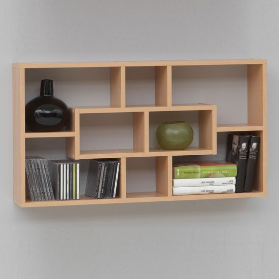 26 of the most creative bookshelves designs for Creative shelf ideas