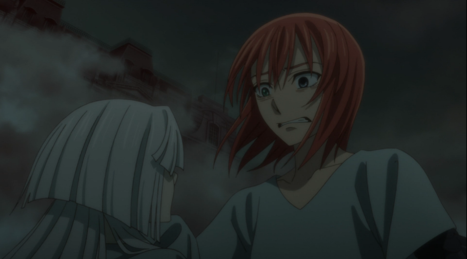 Chise and Josef/ the ancient magus' bride