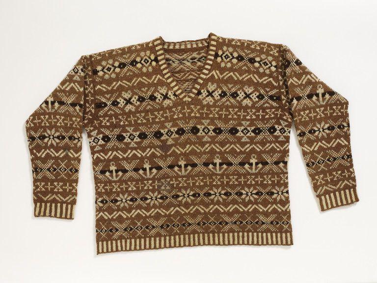 Golf jumper | Golf sweaters, Fair isle pattern and Fair isles