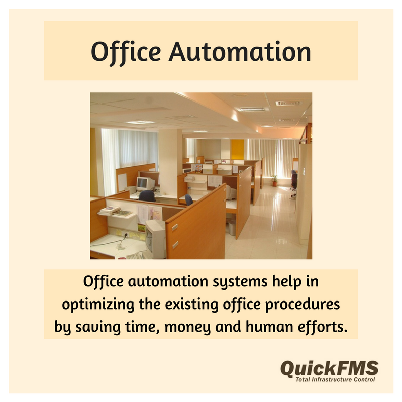 office automated system. Perfect Automated Officeautomation Systems Help In Optimizing The Existing Office Procedures  By Saving Time Money And Human Efforts Inside Office Automated System
