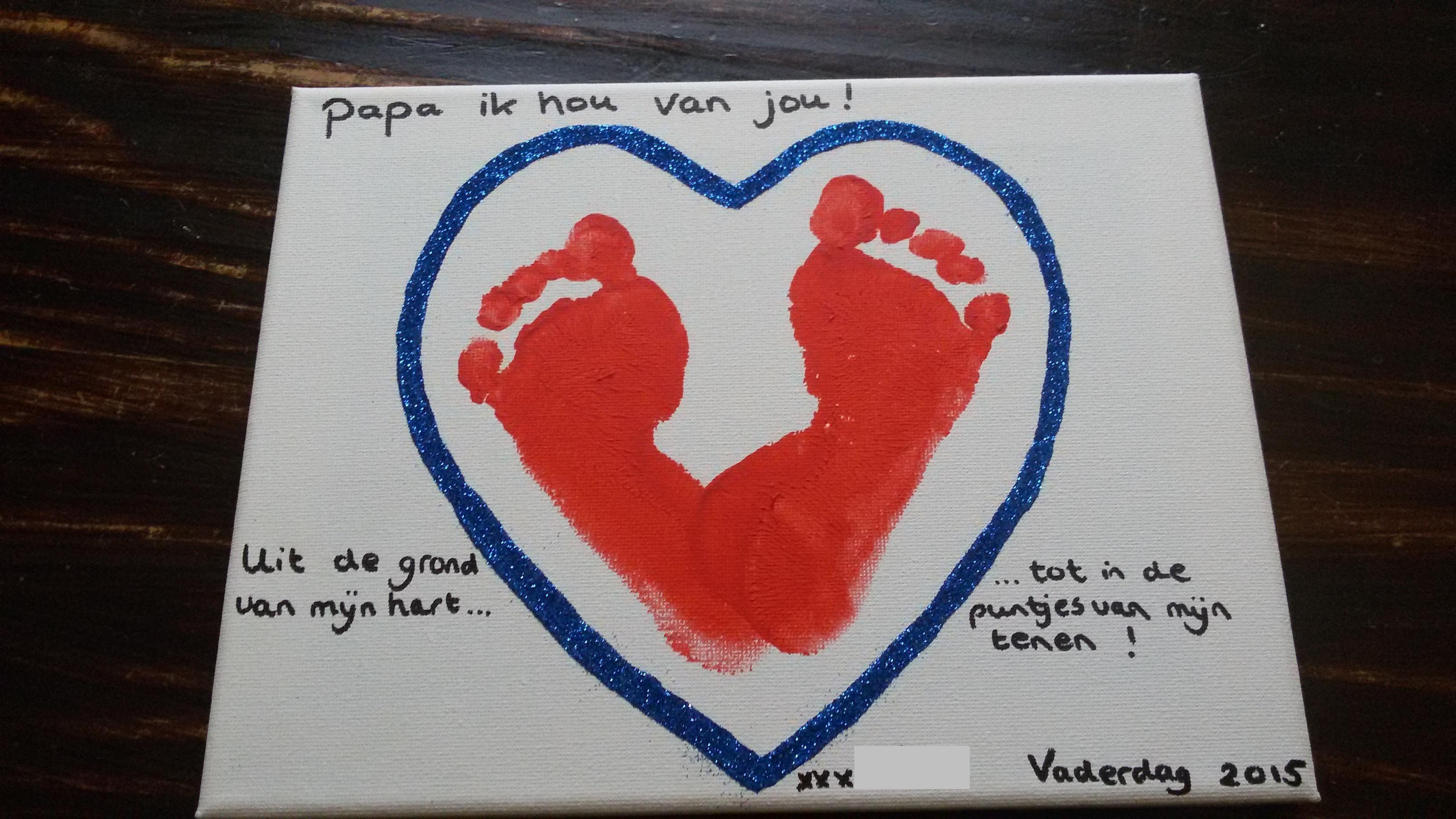 Wonderbaar Afbeeldingsresultaat voor knutselen baby opa en oma (met YM-39