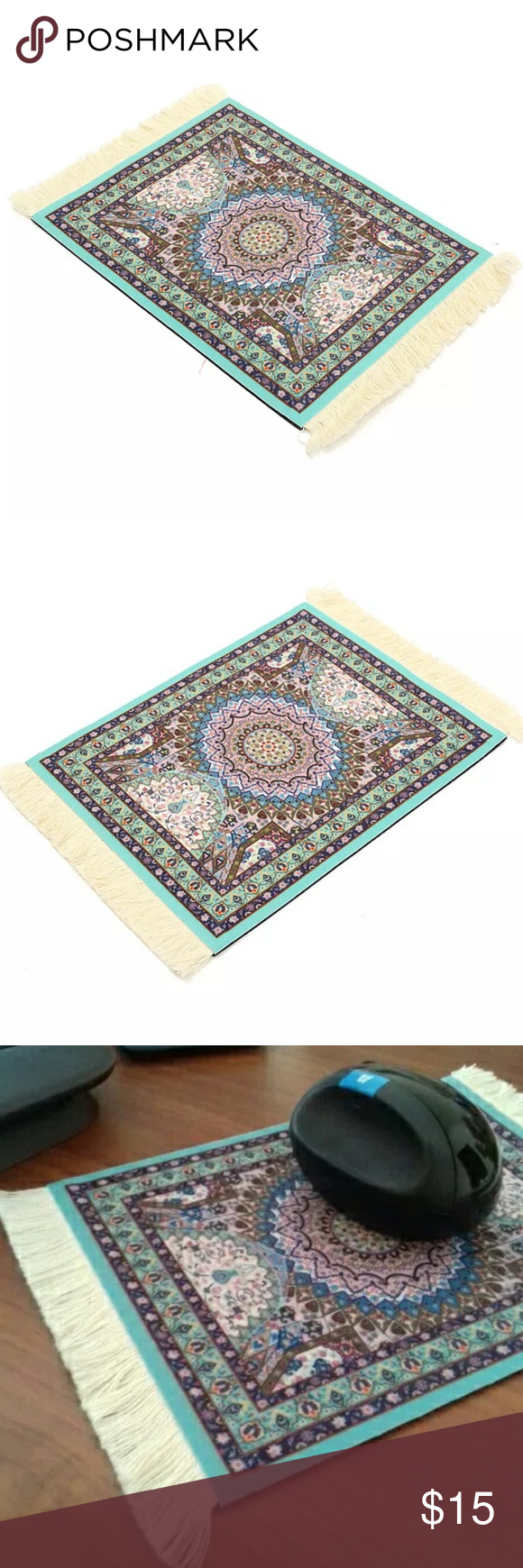 Mouse Pad Persion Rug Mouse Pad Boutique Rugs Woven Mouse Pad