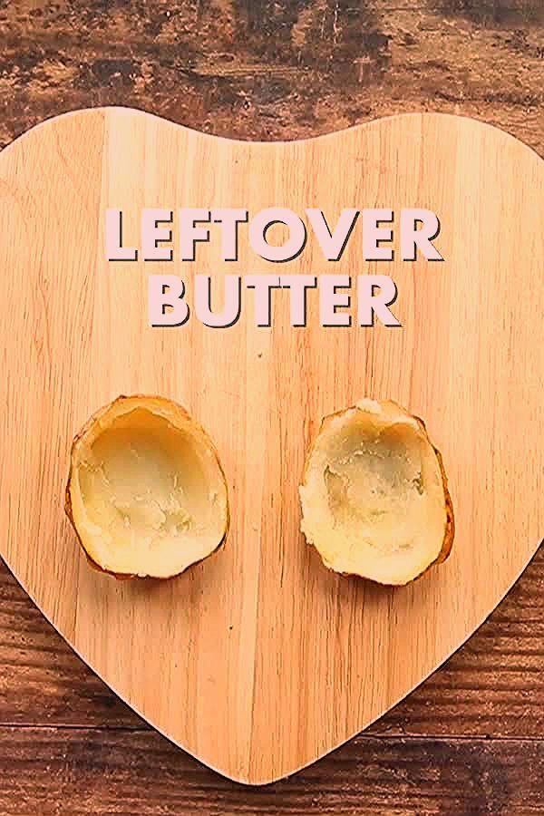 Garlic Butter Potato Skins