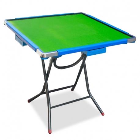 Traditional Folding Mahjong Table Jiji Sg In 2020 Mahjong Table Mahjong Table