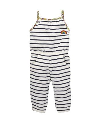 ab10147fbcc4 Little Bird by Jools Stripe Jumpsuit. Designed exclusively for ...