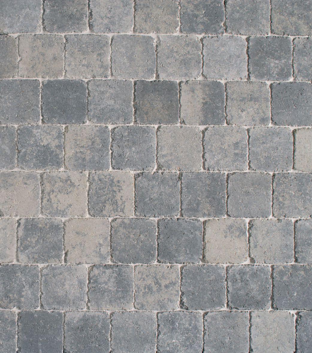 Pavé sol extérieur béton Newhedge - ton pierre - pack 3 formats - ép. 6 cm en 2020   Sol ...
