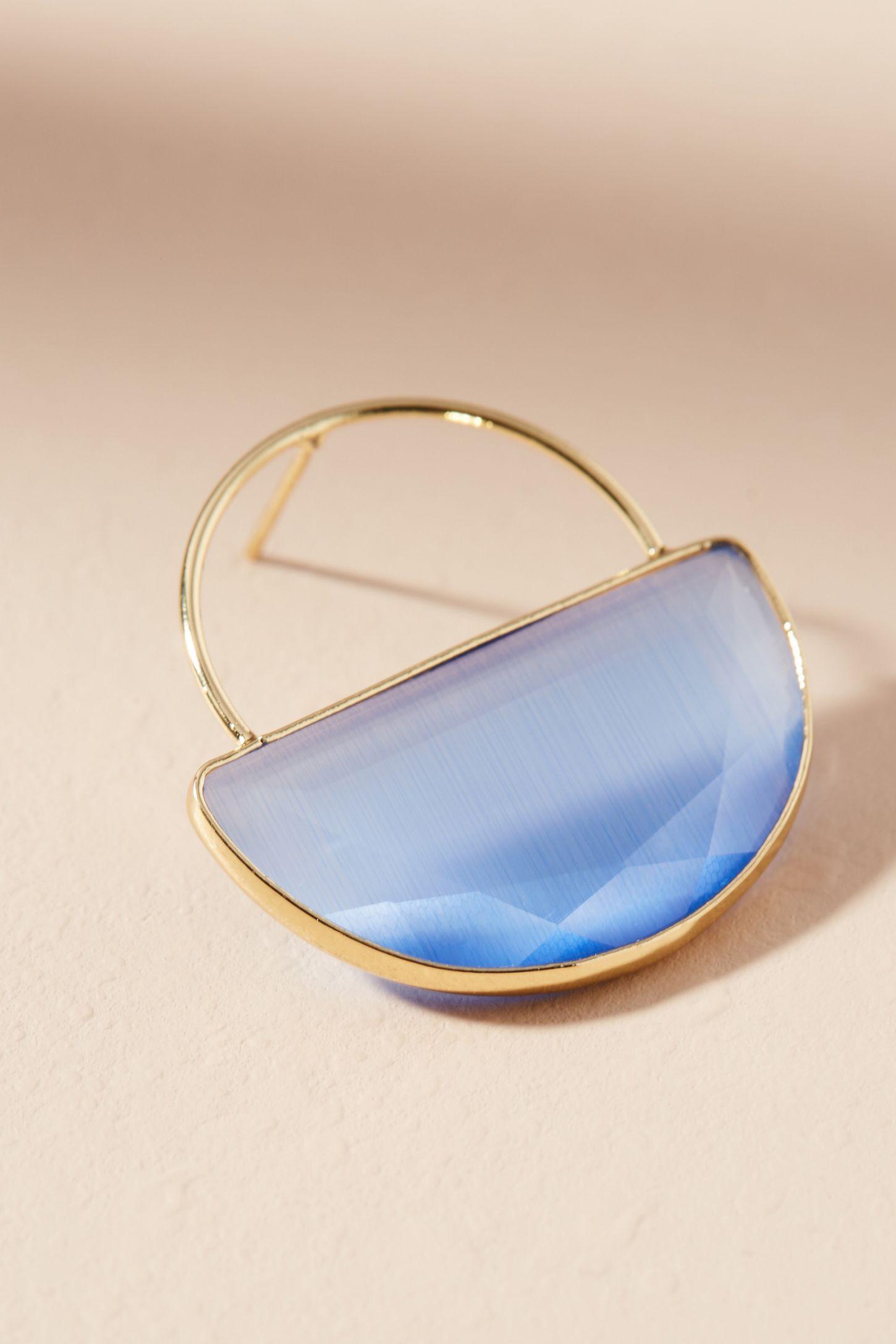 Cadence Hooped Post Earrings Smykker