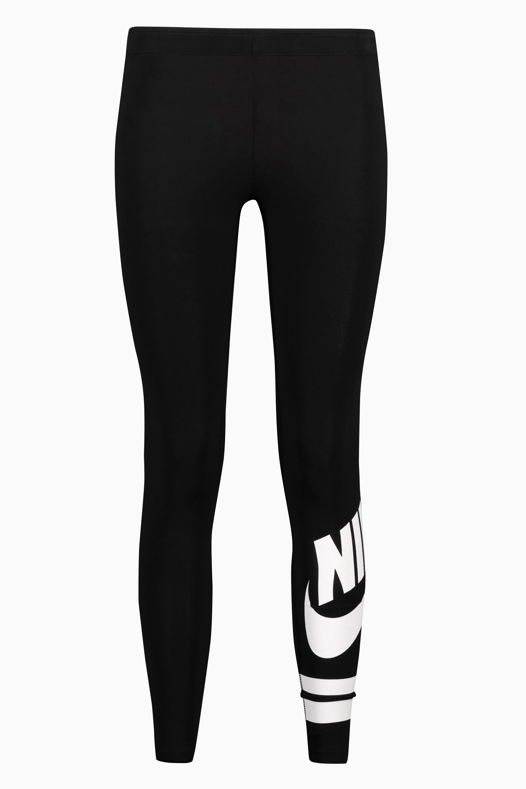 e0acb85546ac5 Girls Nike Graphic Favorite Legging - Black | Products | Trouser ...