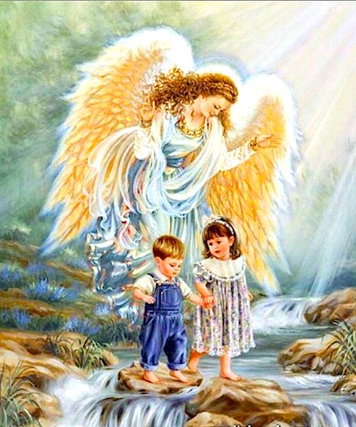 Invoca A Tu Angel Guardian Imágenes De ángeles Arte De ángel Angel De La Guarda