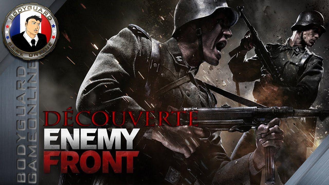 Enemy Front Découverte (Xbox 360 Ps3 Pc)