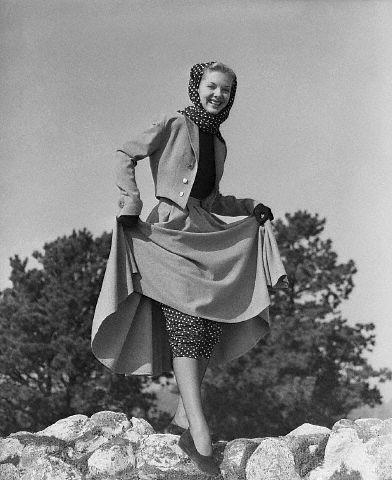 1948 Bonnie Cashin Vintage Outfits American Fashion Designers
