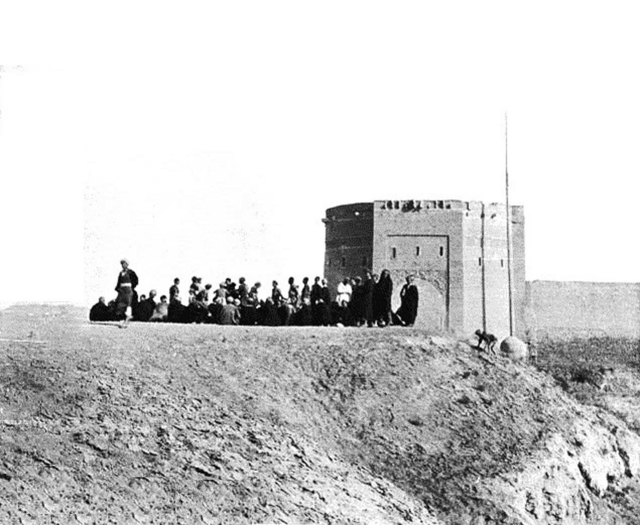 أبواب مدينة بغداد
