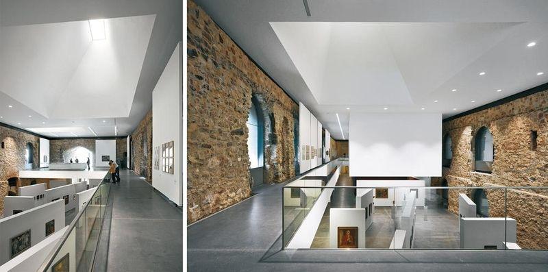 莫里茨堡美术馆在哈勒:转换和扩展(2008年) - DETAIL.de - 建筑和建设门户