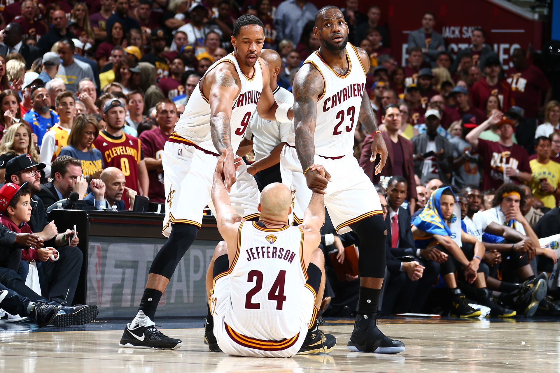 Who We Are Richard jefferson, Cleveland