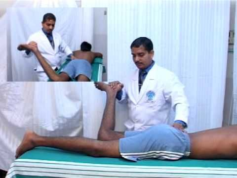 Manual Therapy Treatment for Piriformis Syndrome by Prof.Mohanty of www.mtfi.net