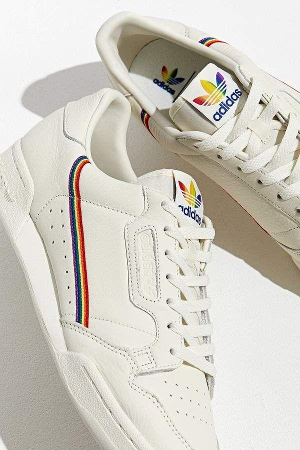 adidas Pride Continental 80 Sneaker | Rainbow sneakers ...