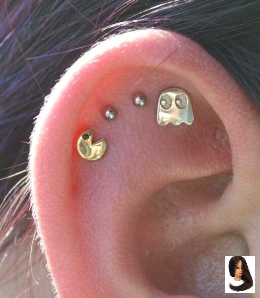#agrandar #aros #body piercing #colección #debes #duda #harán #pensar #sin #te #tu 18 aros que sin duda te harán pensar que debes agrandar tu colección        Pac man ear peircing this is just cute lol but I wouldn't get it #earpeircings #agrandar #aros #body piercing #colección #debes #duda #harán #pensar #sin #te #tu 18 aros que sin duda te harán pensar que debes agrandar tu colección        Pac man ear peircing this is just cute lol but I wouldn't get it #doublenosepiercing