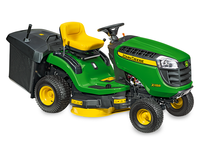 john deere x115r tracteurs de jardin tracteurs tondeuse pinterest tracteur tondeuse. Black Bedroom Furniture Sets. Home Design Ideas