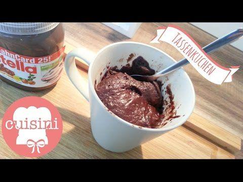 Rezepte mit nutella ohne ei