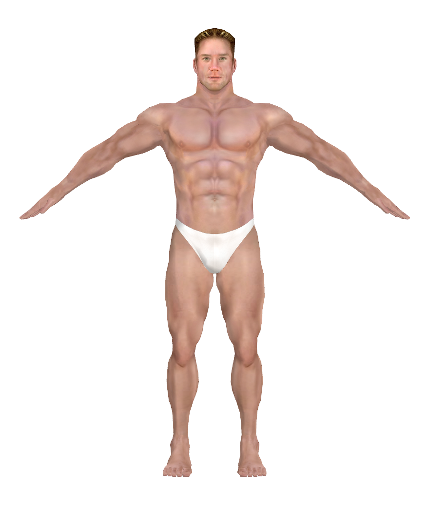 Muscle Man Png Image Muscle Men Body Builder Man