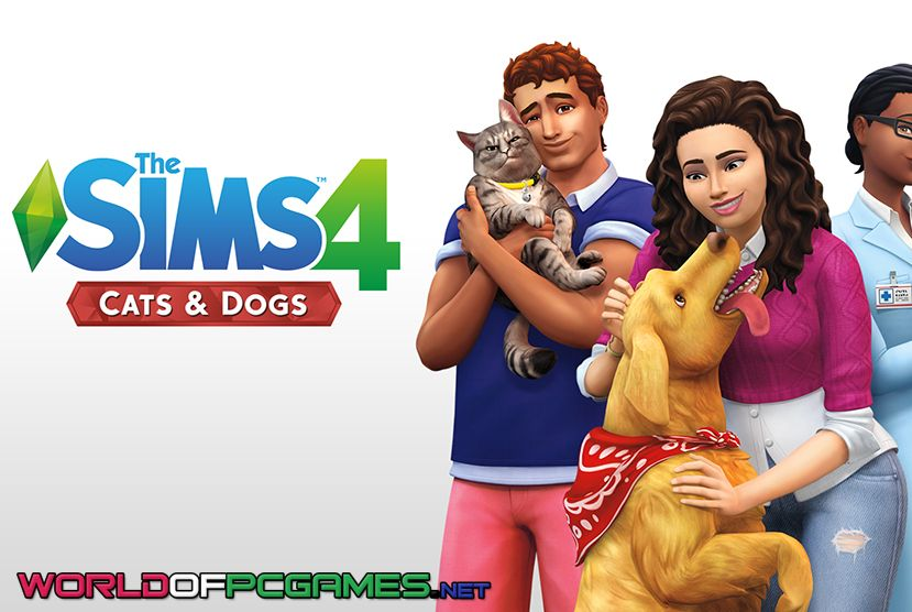 The Sims 4 Cats And Dogs Free Download Sims 4 Pets Sims Pets Dog Trailer