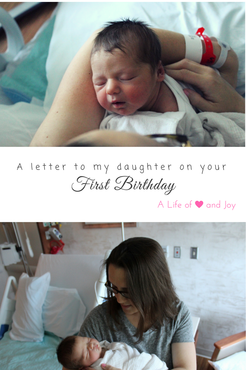 A Life of Love and Joy: Dear Katherine Charlotte