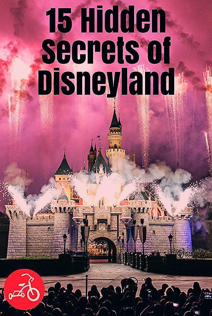 Photo of 16 Little-Known Secrets of Disneyland Resort