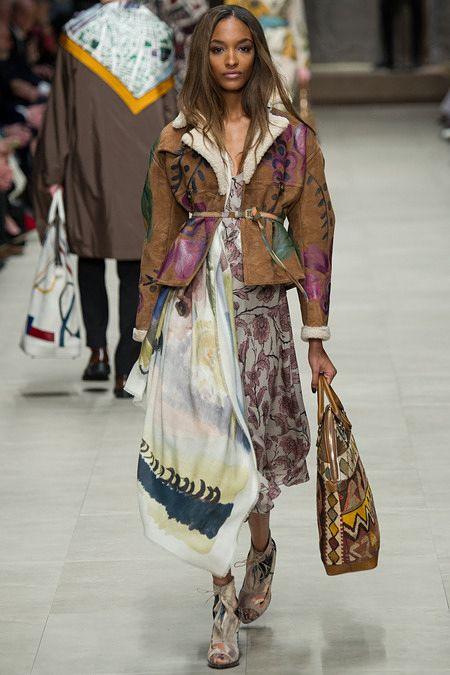 London Fashion Week: Burberry Prorsum Fall 2014 #LFW #Burberry #Fall2014