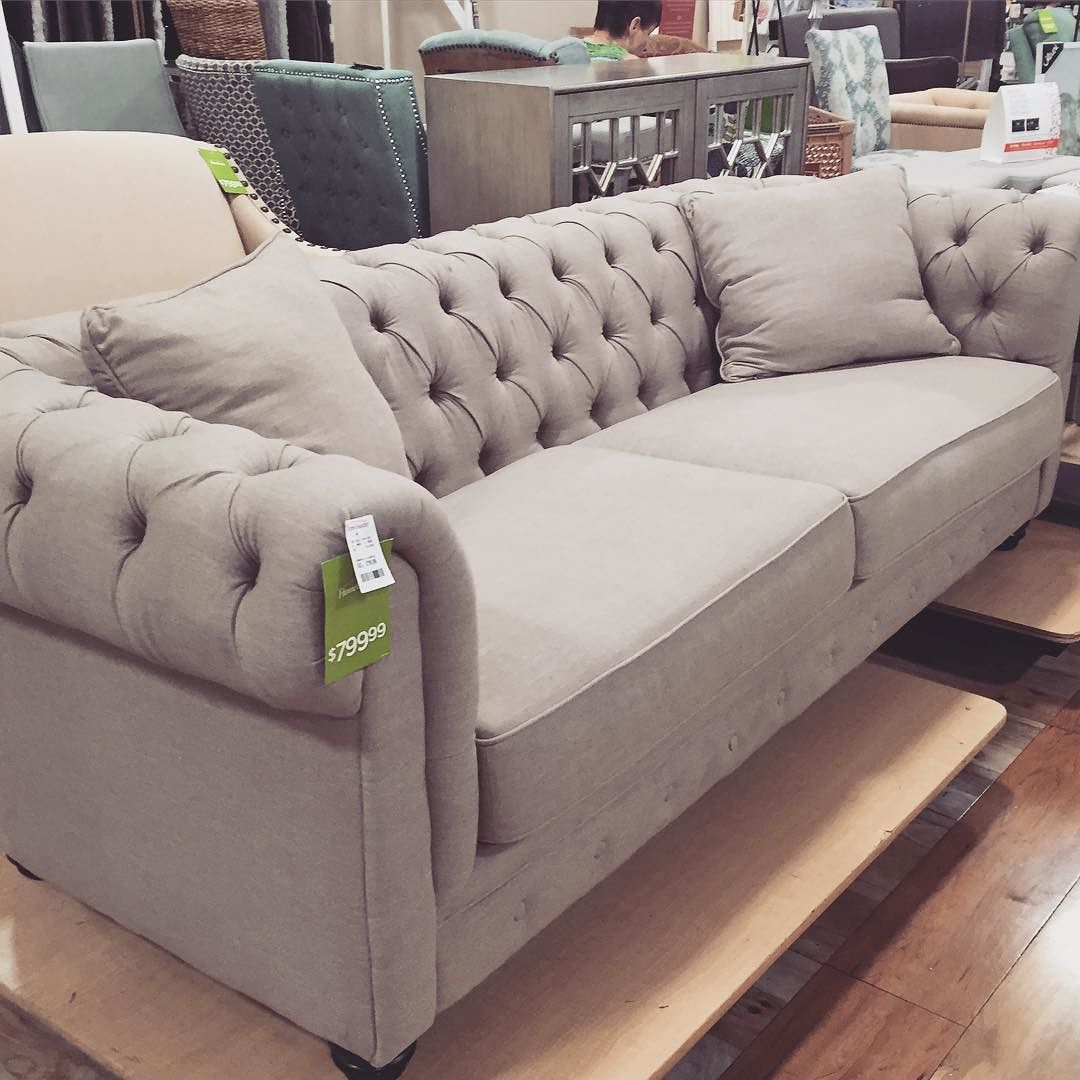 Frugal find friday stunning couch at homegoods in