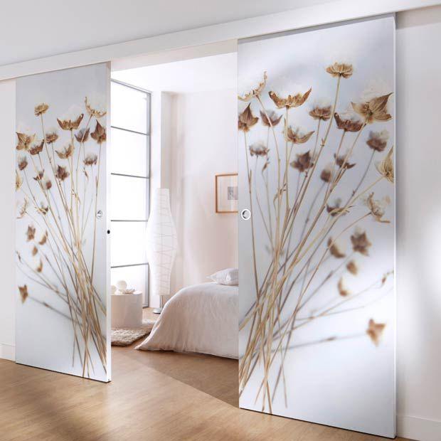 Systeme Coulissant Confort Pour Deux Vantaux En Applique Lapeyre Interieur