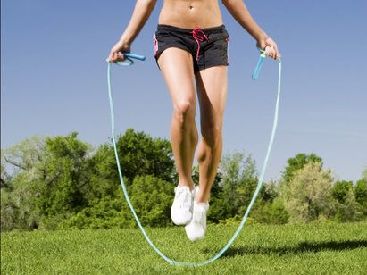Get in shape with jump rope!