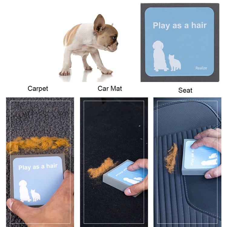 ペット用ヘアクリーナー リムーバー クリーニングツール 清掃ツール 犬猫用 カーペット清潔 リサイクル ペット 猫 犬