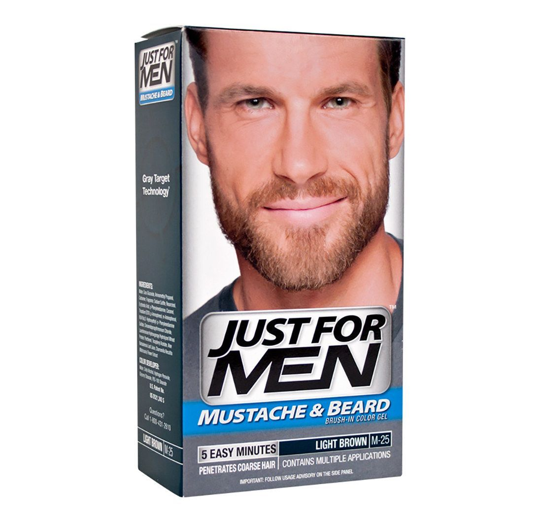 To Dye Your Eyebrows Straight From The Everyday Experts Aka Our Readers Weirdbeautyhacks Just For Men Beard Just For Men Beard No Mustache