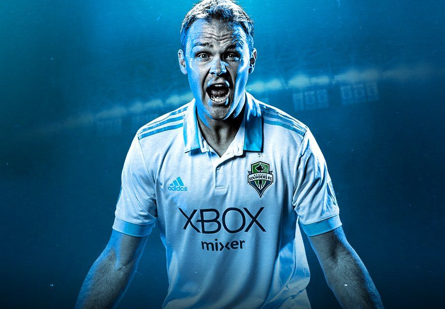 842e8f0bf Special Microsoft Jersey's for the Houston game | Seattle Sounders ...