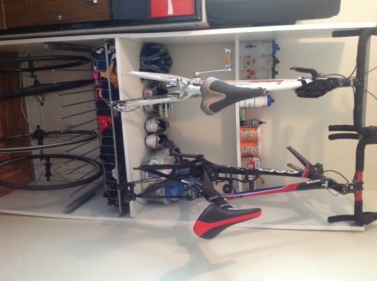 Charmant Pax Bike Closet   IKEA Hackers. Sorry Donu0027t Know Why The Picture Is  Sideways!