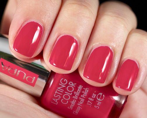 beautiful colour....PUPA nail polish