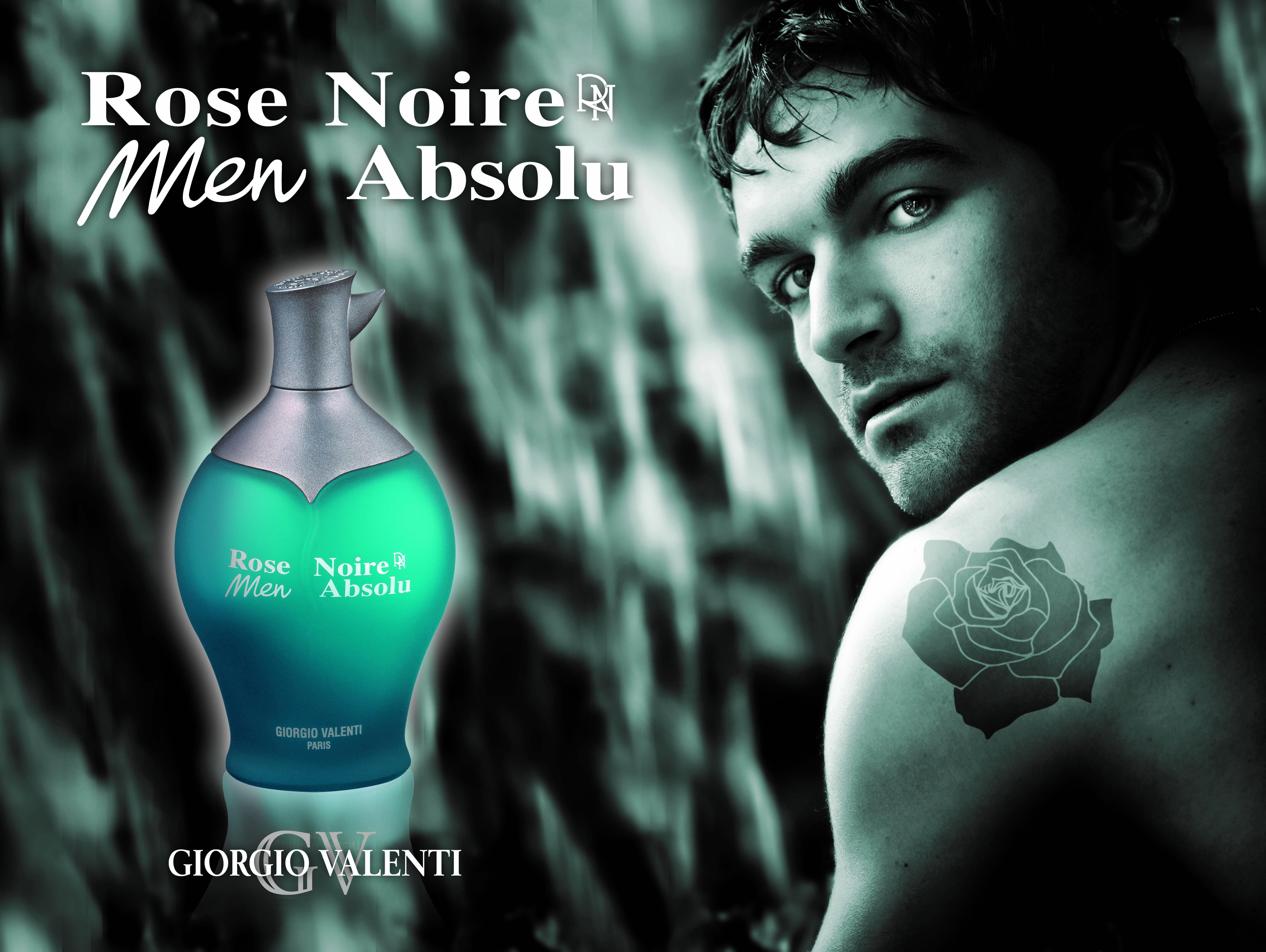 77- Rose Noire Absolu Men - Giorgio Valenti (for men)